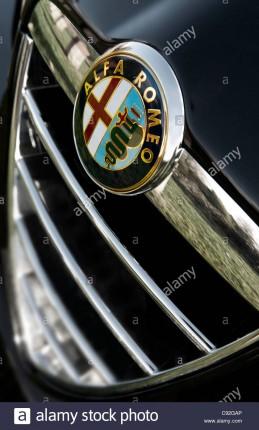 Pilnie Szukam miejsca parkingowego/ garażowego  - alfa-romeo-159-grille-and-logo-badge-C92GAP.jpg